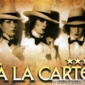 A La Carte Lyrics