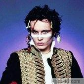 Adam Ant Lyrics
