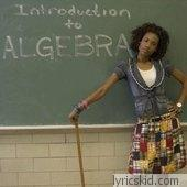 Algebra Lyrics