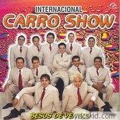 Internacional Carro Show Lyrics