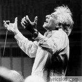 Leonard Bernstein Lyrics