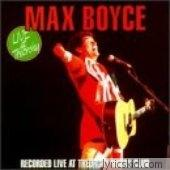 Max Boyce Lyrics