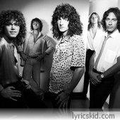 Reo Speedwagon Lyrics