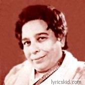 Shamshad Begum Lyrics