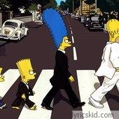 Simpsons Lyrics